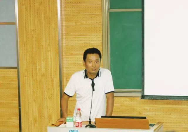 陕西省民办幼儿园联盟素质提升中心主任孙军老师